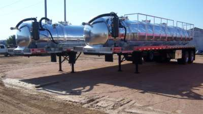Trailers-Vacuum/Tanker Classified Ads, Equipment for